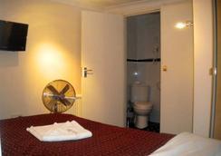 로얄 런던 호텔 - 런던 - 침실