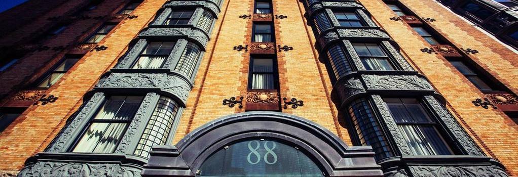 Courtyard by Marriott Boston Copley Square - 보스턴 - 건물