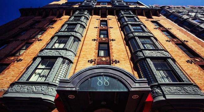 코트야드 보스턴 코플리 스퀘어 - 보스턴 - 건물