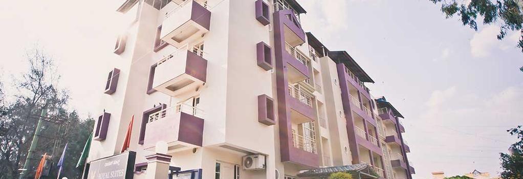 로얄 스위트 호텔 아파트먼트 - 벵갈루루 - 건물