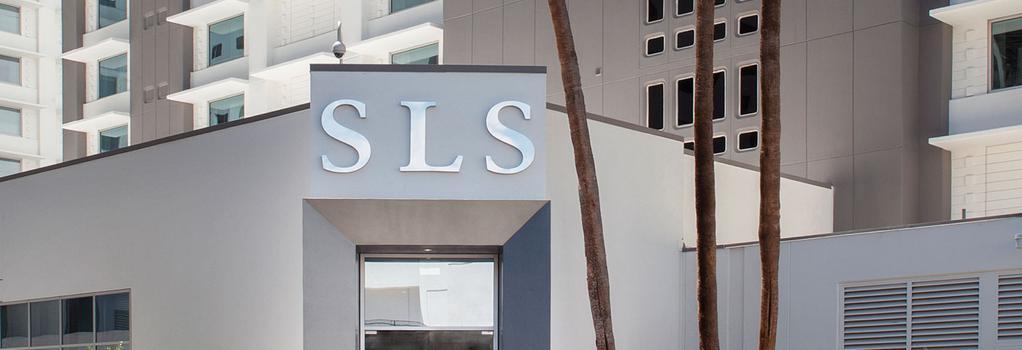 SLS 라스 베가스, 어 트리뷰트 포트폴리오 리조트 - 라스베이거스 - 건물