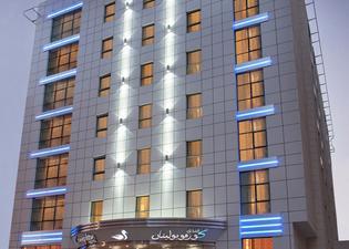 코스모폴리탄 호텔 두바이