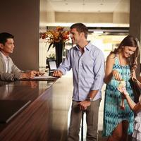 코스모폴리탄 호텔 두바이 Reception