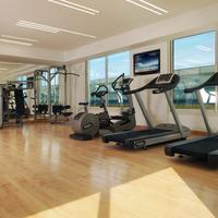 코스모폴리탄 호텔 두바이 Fitness Facility