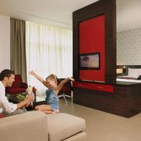 코스모폴리탄 호텔 두바이 Property Grounds