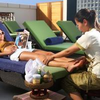코스모폴리탄 호텔 두바이 Rooftop Pool