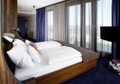 25아워즈 호텔 하펜시티 - 함부르크 - 침실
