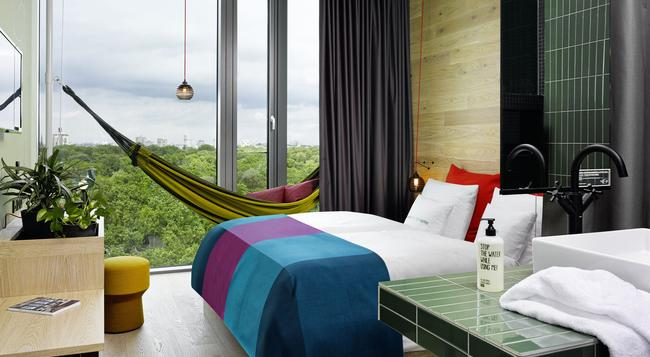25hours Hotel Bikini Berlin - 베를린 - 침실