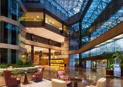 진 지앙 타워 호텔 - 상하이 - 로비