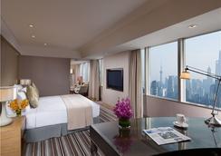 진 지앙 타워 호텔 - 상하이 - 침실