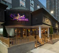 더 스카이라인 호텔 뉴욕