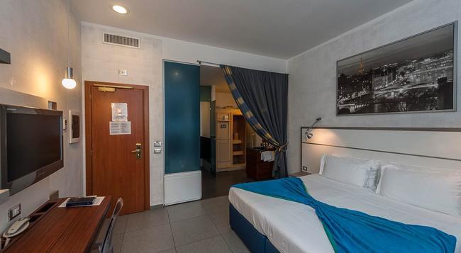 호텔 캘리포니아 - 로마 - 침실