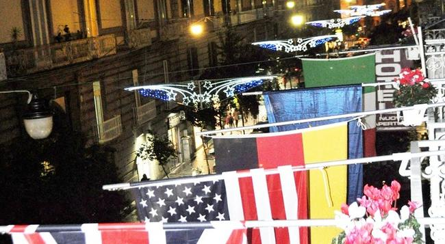 Hotel Des Artistes - 나폴리 - 건물
