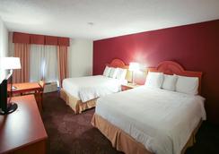 Red Roof Inn Evansville - 에번즈빌 - 침실