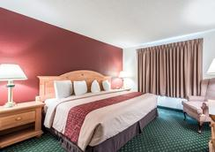 Red Roof Inn & Suites Knoxville East - 녹스빌 - 침실