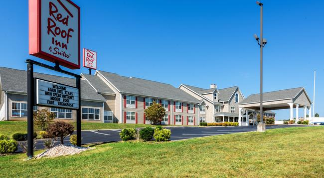 Red Roof Inn & Suites Knoxville East - 녹스빌 - 건물