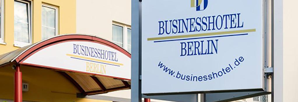 Businesshotel Berlin - 베를린 - 건물