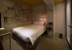 Cho Hotel - 타이베이 - 침실