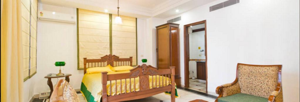 Villa 33 - 뉴델리 - 침실