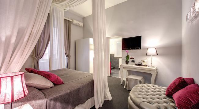 레지덴자 보우본 - 로마 - 침실