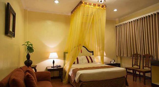 화이트 나이트 호텔 인트라무로스 - 마닐라 - 침실