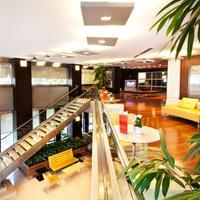 포인트 호텔 탁심 Lobby Sitting Area