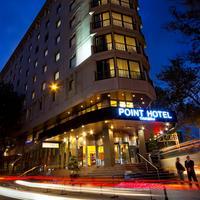 포인트 호텔 탁심 Hotel Front