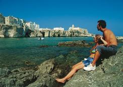 호텔 마그노리아 - 비에스테 - 해변