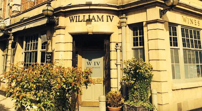 The William IV - 런던 - 건물