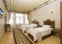 게딕 파사 코나기 호텔 - 이스탄불 - 침실