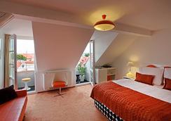 빈티지 디자인 호텔 삭스 - 프라하 - 침실