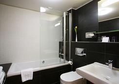 빈티지 디자인 호텔 삭스 - 프라하 - 욕실