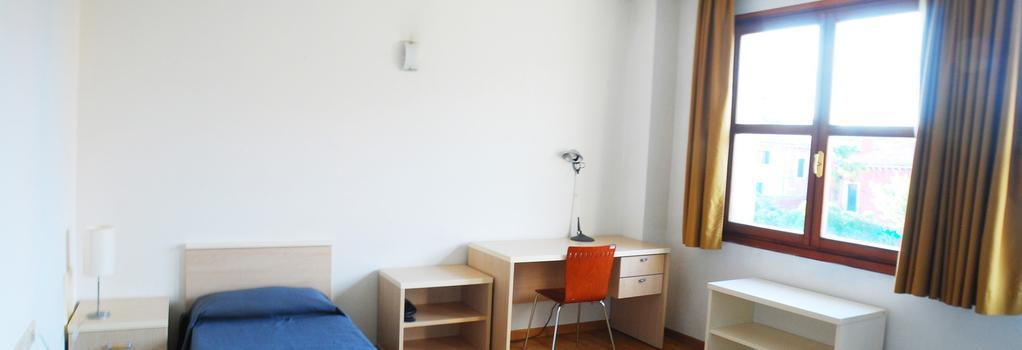 Sunny Terrace Hostel - 베네치아 - 침실