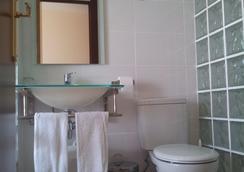 Hotel Artxanda - 빌바오 - 욕실