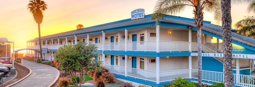 Del Mar Motel on the Beach - 델 마 - 건물