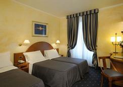 호텔 콰트로 폰타네 - 로마 - 침실
