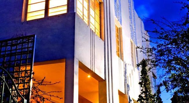 호텔 세인트 어거스틴 - 마이애미비치 - 건물
