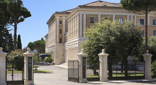 더 처치 팰리스 - 로마 - 건물