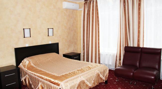 Hotel Pervomayskaya - 모스크바 - 침실