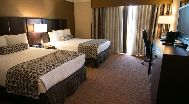 더 호텔 풀러톤 - 풀러턴 - 침실