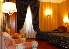 시스티나 호텔 - 로마 - 침실