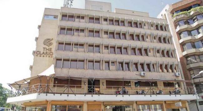 더 클라리온 호텔 - 나이로비 - 건물