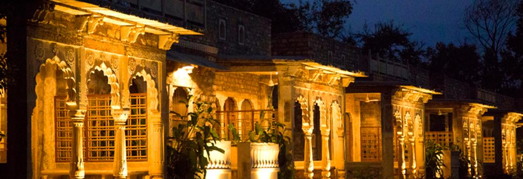 Neemrana's - Deo Bagh - Gwalior - 건물