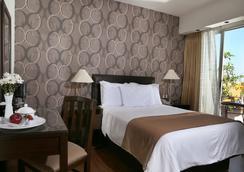 메존 에헤쿠티보 - 과달라하라 - 침실