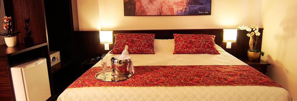보가리 호텔 - 포스두이구아수 - 침실