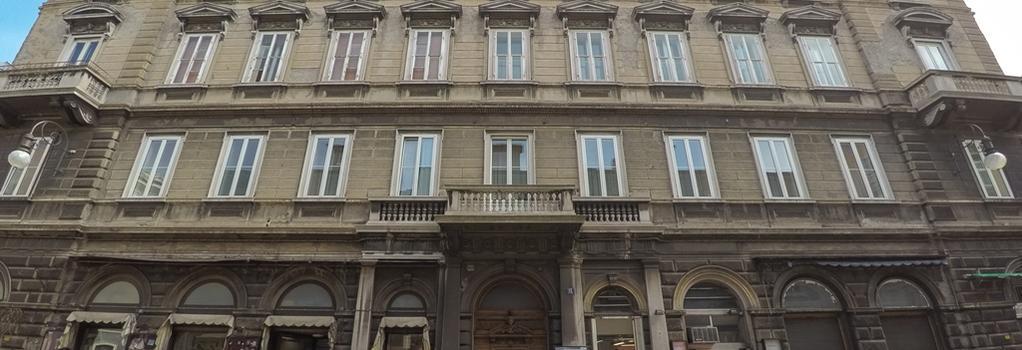 누오보 알베르고 센트로 호텔 - 트리에스테 - 건물