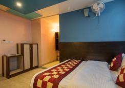 호텔 압히라지 팰리스 - 자이푸르 - 침실