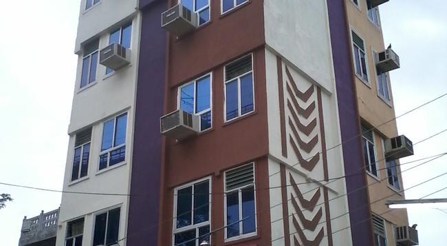 호텔 압히라지 팰리스 - 자이푸르 - 건물