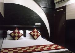 애비닛 팰리스 호텔 - 자이푸르 - 침실