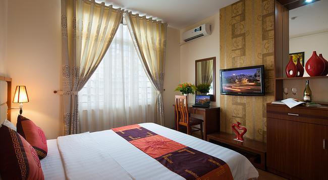 브랜디 호텔 - 하노이 - 침실